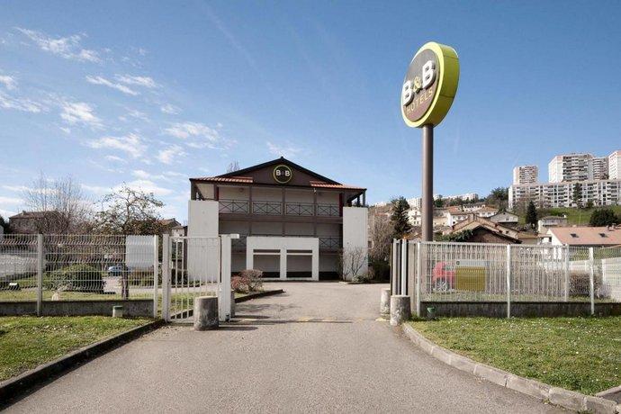 B&B Hotel Saint-Etienne La Terrasse
