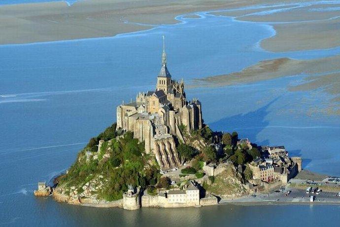 La Bastide du Moulin - Mont St Michel