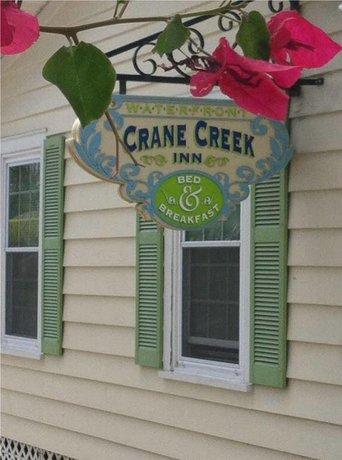 Crane Creek Inn Bed and Breakfast