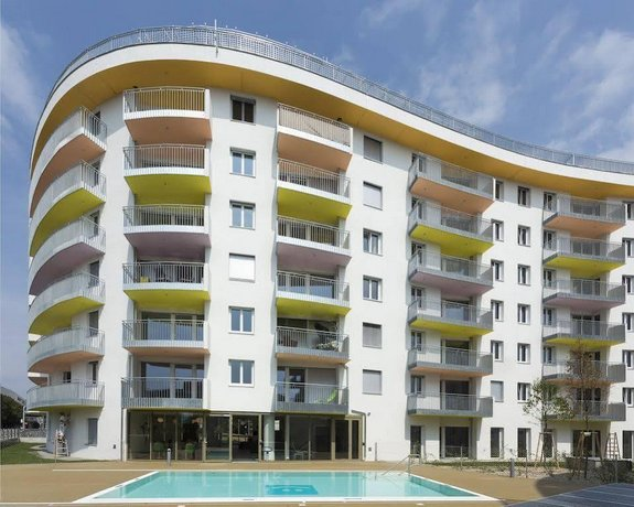 IG City Apartments Campus Lodge
