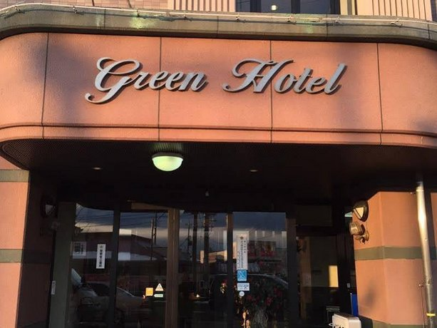 Business Green Hotel