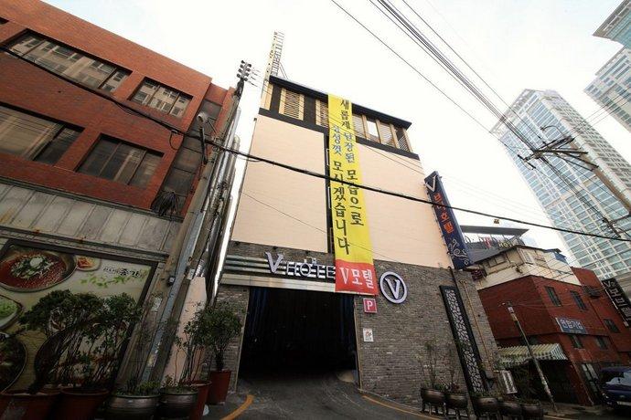 V Motel Nam-gu Busan