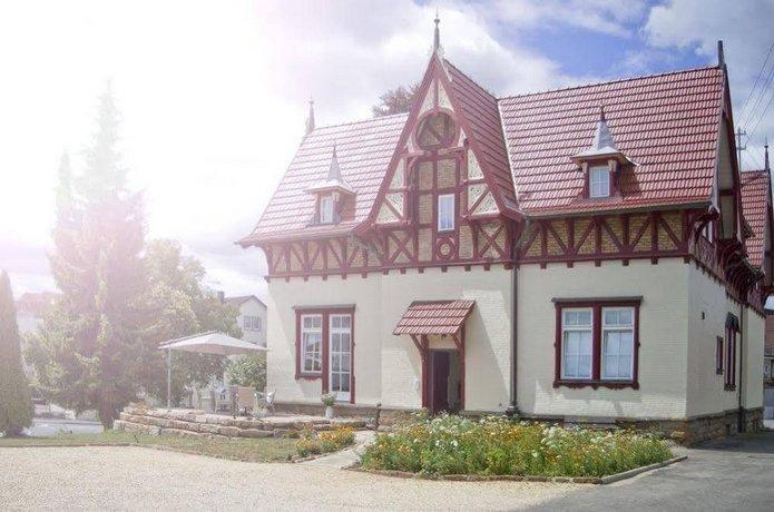Garni - Hotel Unsere Stadtvilla