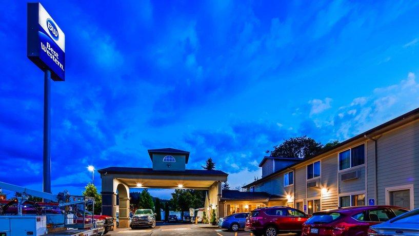 Best Western Cottage Grove Inn