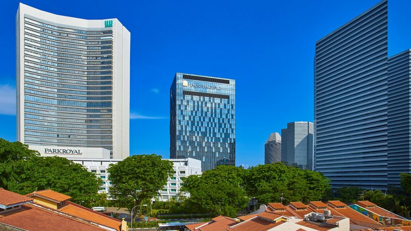 Pan Pacific Serviced Suites Beach Road Singapore