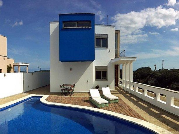 Casa Azul Es Castell