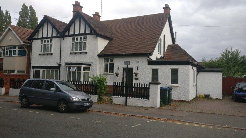 Homestay in Coventry near Coventry Railway Station