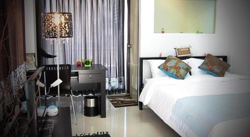 About Centana Apartment