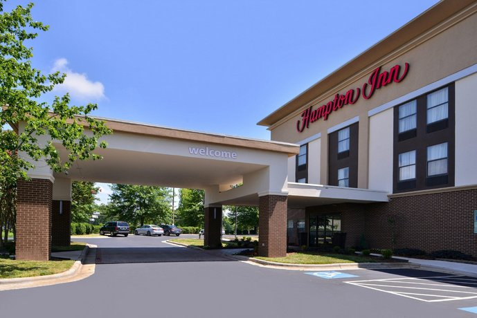 Hampton Inn Greensboro East McLeansville