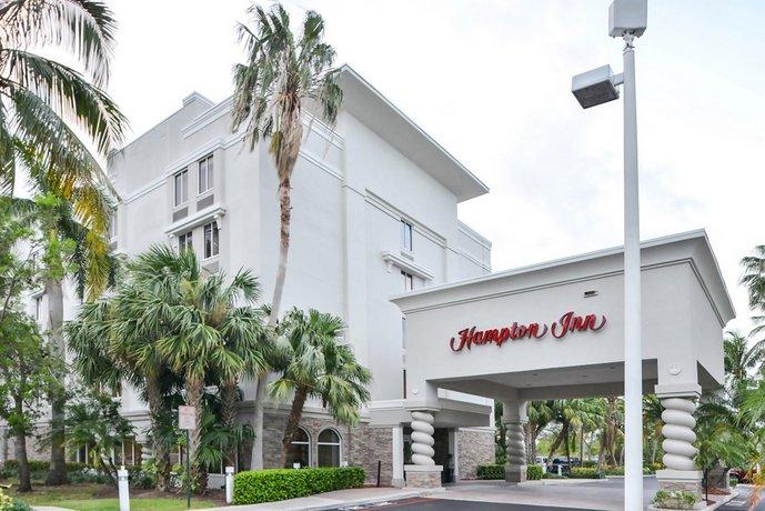 Hampton Inn Ft Lauderdale Plantation