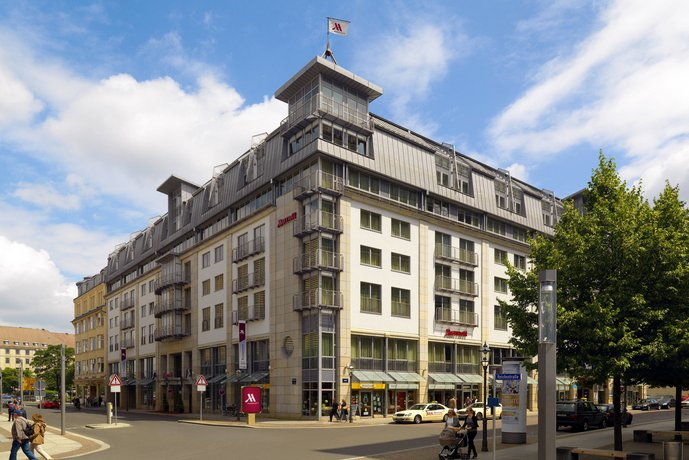 Leipzig Marriott Hotel