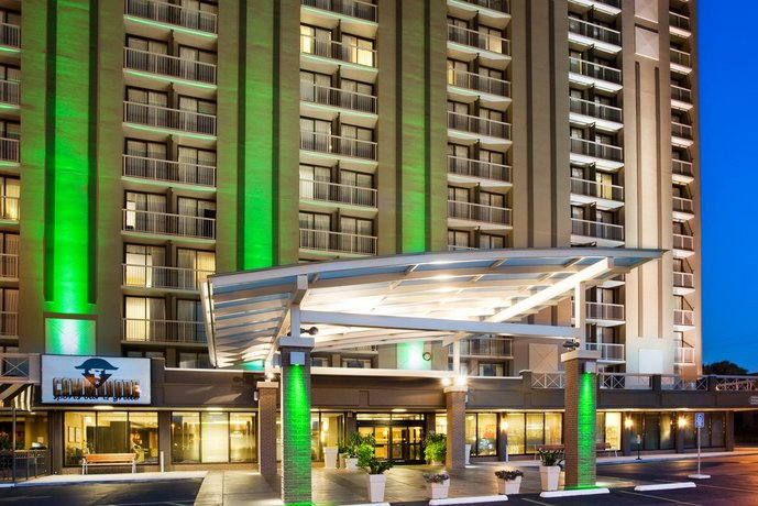 Holiday Inn Nashville-Vanderbilt - Downtown