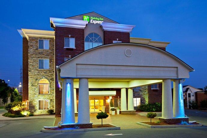 Holiday Inn Express Hotel & Suites Lexington- Downtown / University