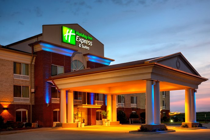 Holiday Inn Express Hotel & Suites Vandalia
