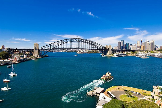 Harbourside Apartments Sydney