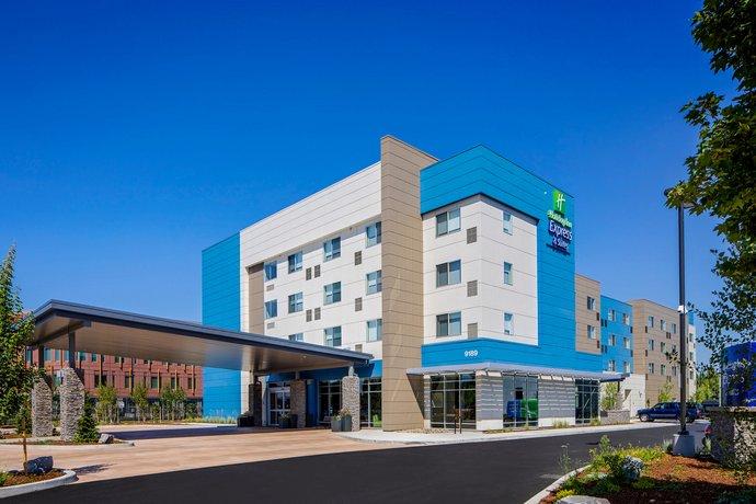 Holiday Inn Express & Suites - Portland Airport - Cascade Stn
