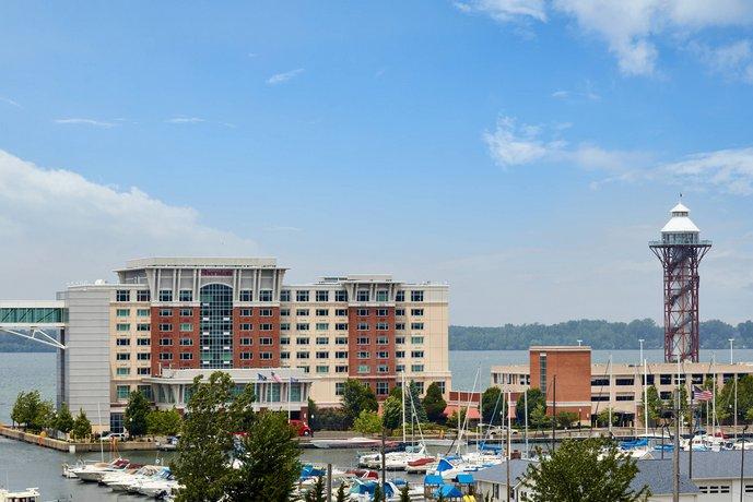 Sheraton Hotel Erie Bayfront - Compare Deals