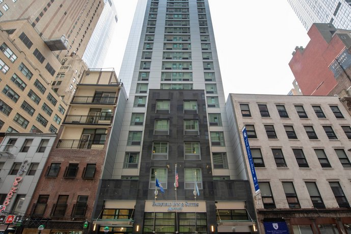 Fairfield Inn & Suites by Marriott New York Downtown Manhattan/World Trade Center Area