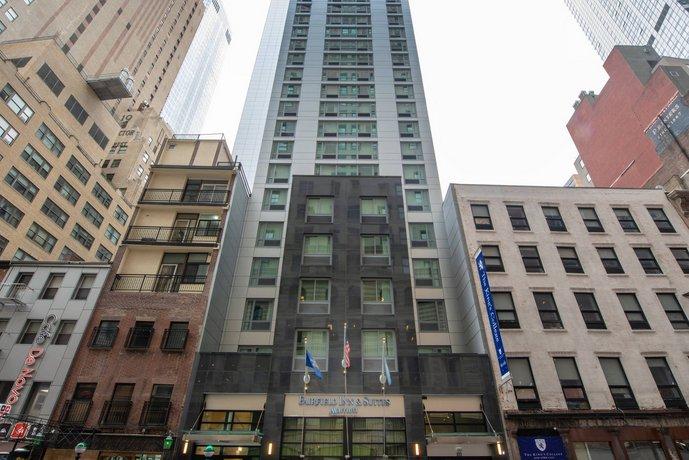 Fairfield Inn & Suites by Marriott New York Downtown Manhattan/World Trade Center Area