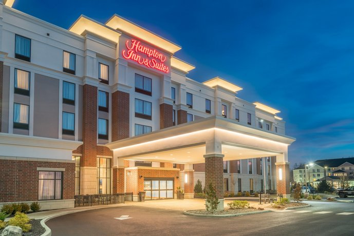 Hampton Inn & Suites Newburgh Stewart Airport NY