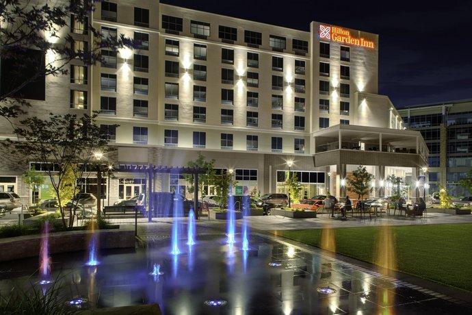 Hilton Garden Inn Charlotte Waverly