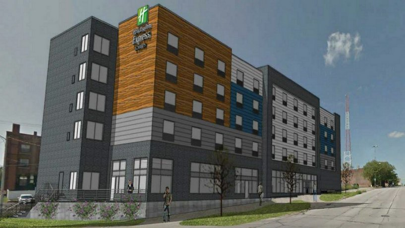 Holiday Inn Express & Suites - Omaha Downtown - Airport