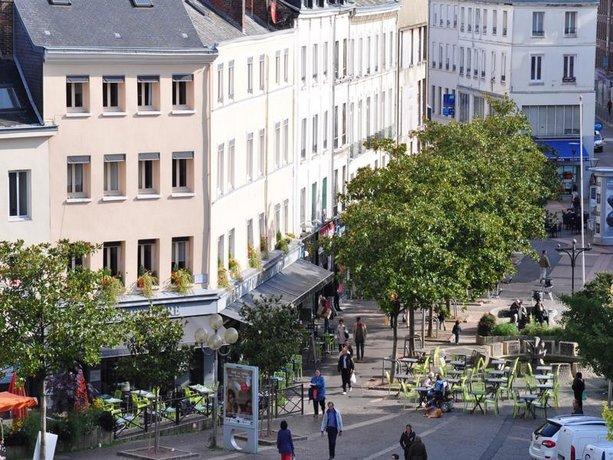 Hôtel Rouen St-Sever