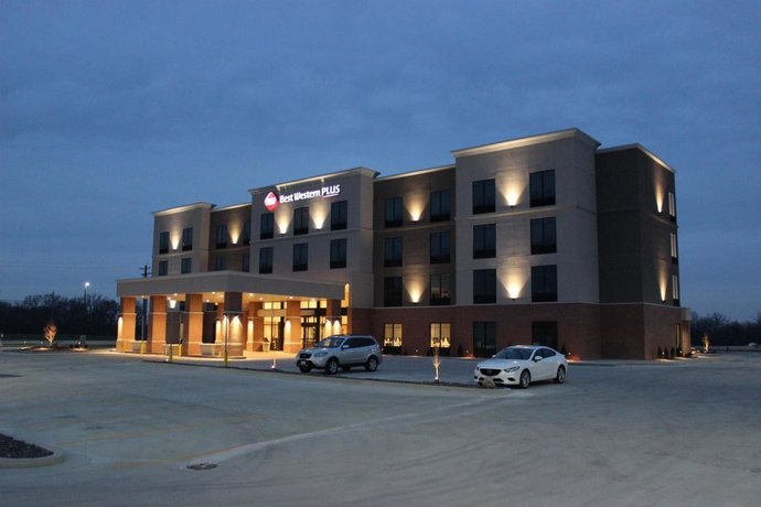 Best Western Plus Centralia Hotel & Suites