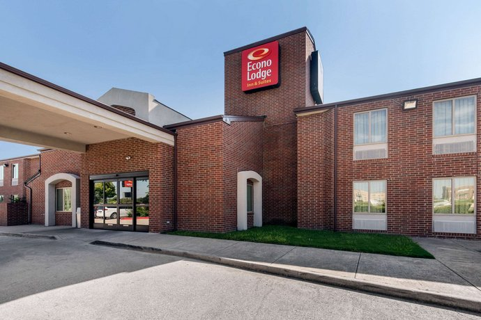 Econo Lodge Inn & Suites Richardson-Dallas
