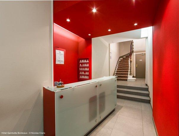 Hotel Gambetta Bordeaux