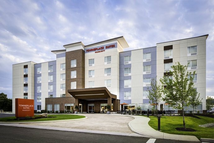 TownePlace Suites by Marriott St Louis Chesterfield