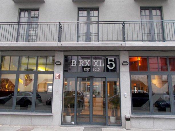 Brxxl 5 City Centre Hostel