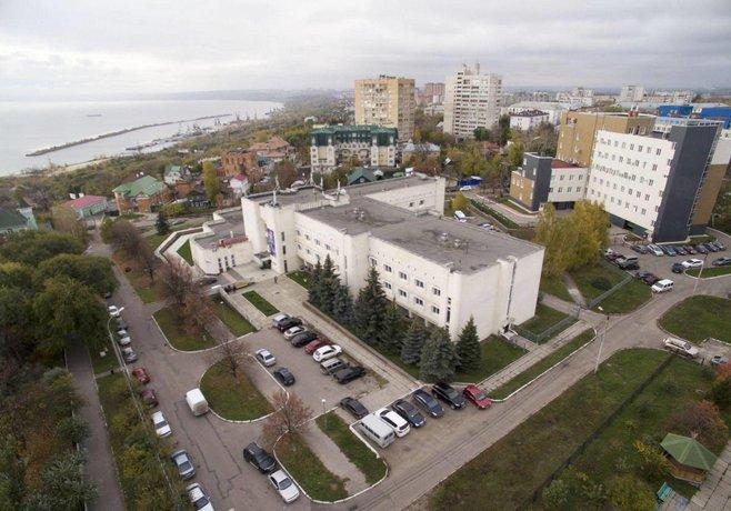 Hotel oktyabrskaya Ulyanovsk