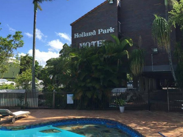Holland Park Motel