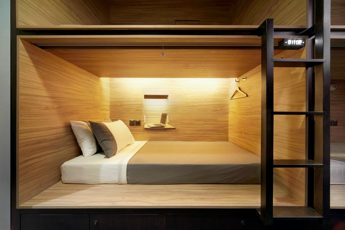 The Pod Boutique Capsule Hotel