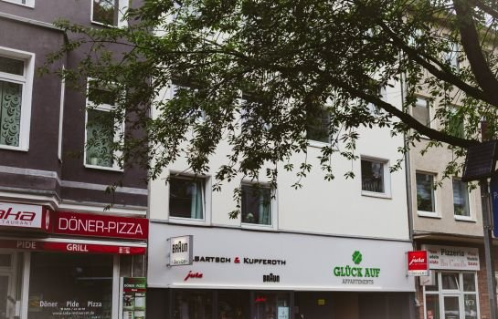 GLUCK AUF Appartements Ruttenscheider Strasse