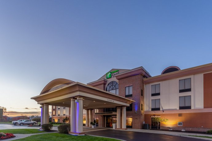 Holiday Inn Express Hotel & Suites Bowling Green