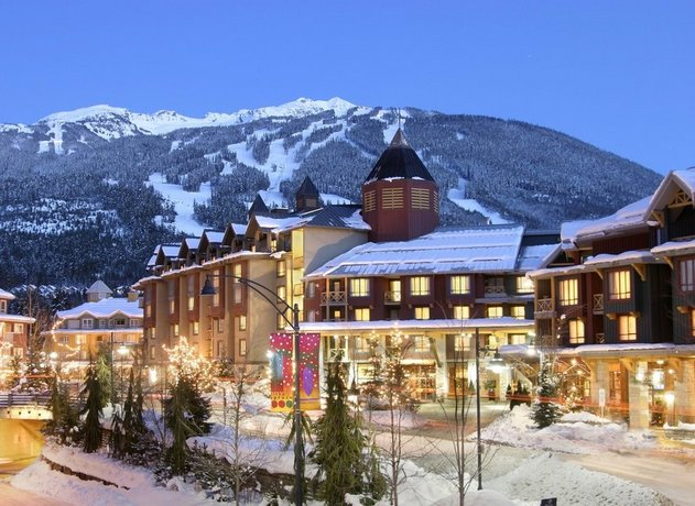 About Delta Hotels By Marriott Whistler Village Suites