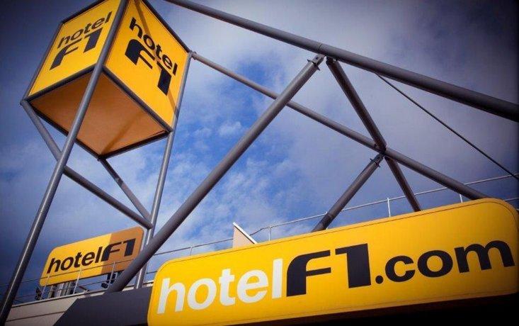 Hotelf1 Chambery Nord