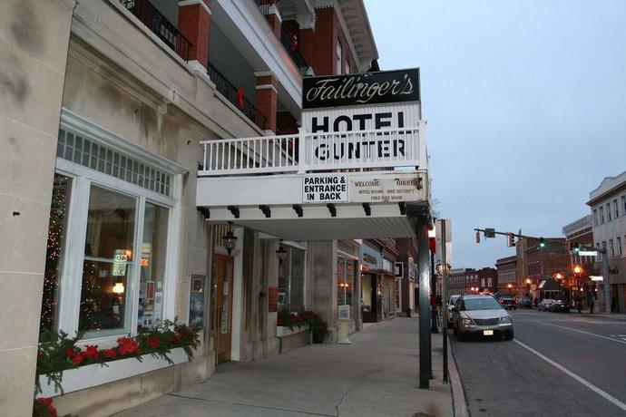 Gunter Hotel