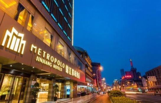 Metropolo Jinjiang Hotels Xuzhou Railway Station Chudu