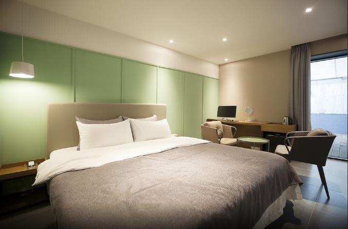 Hotel Brown-Dot Masan Yangdeok