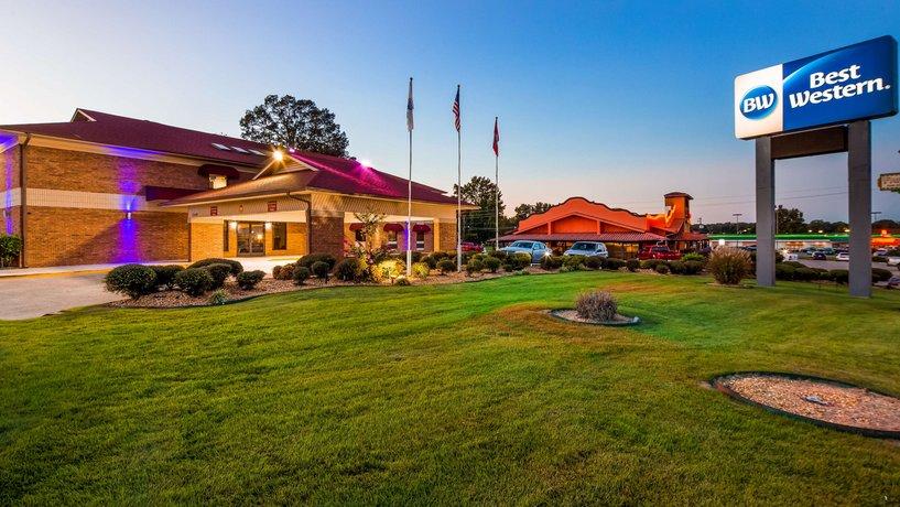 Best Western Jacksonville Inn AR