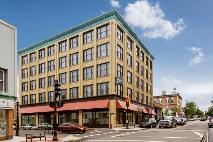 New Bedford Harbor Hotel an Ascend Hotel Collection Member