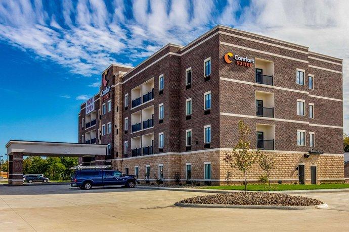Comfort Suites Brunswick Ohio