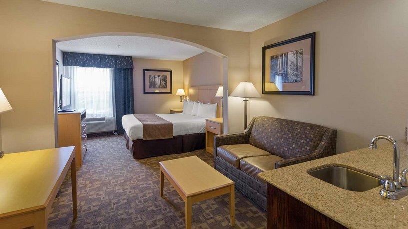 SureStay Plus Hotel By Best Western Roanoke Rapids