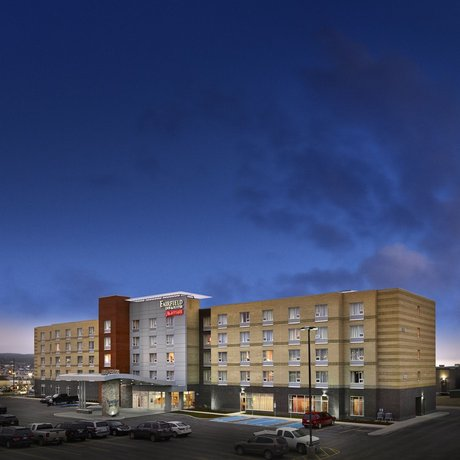 Fairfield Inn & Suites St John's Newfoundland