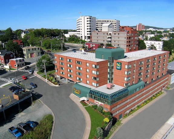 Quality Hotel St John's