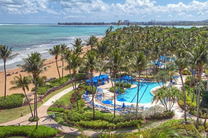 About Wyndham Grand Rio Mar Puerto Rico Golf Beach Resort