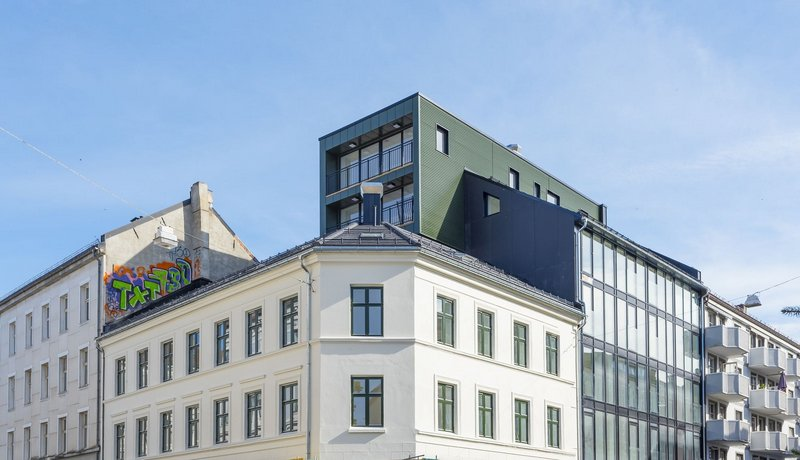 Frogner House Apartments- Helgesens gate 1